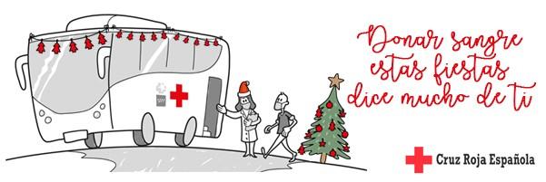 Donar sangre estas fiestas